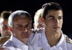 """Mourinho critica Cristiano Ronaldo na final da Euro: """"Perdeu o controle"""" - AFP PHOTO/ Jaime REINA"""