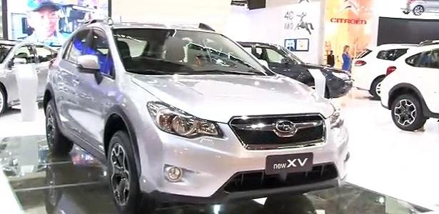 Subaru XV: crossover ultrapassa aventureiros comuns com motor boxer e tração integral - Reprodução