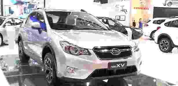 Subaru Impreza - Reprodução - Reprodução