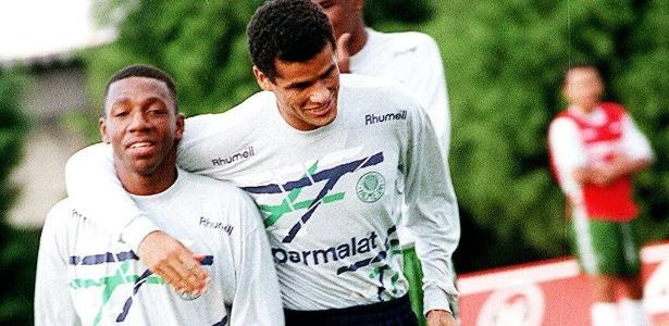 Amaral foi um dos destaques do Palmeiras no Campeonato Paulista de 1996