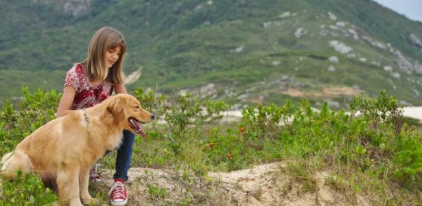 Isadora Faber mora a 300 metros da praia da Costa do Santinho, em Florianópolis - Marco Dutra/UOL