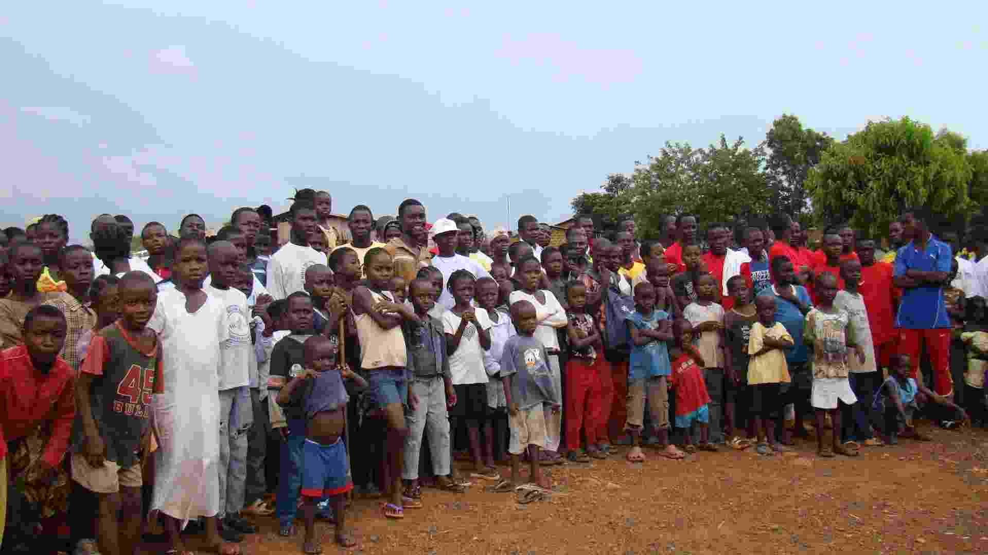 """""""Na Libéria não existe rede de distribuição de energia e apenas 17% da população tem banheiros. Por isso, avaliamos que esta transferência de tecnologia será uma semente para um futuro mais próspero ao país"""", diz Vinícius Zanotti - Arquivo pessoal"""