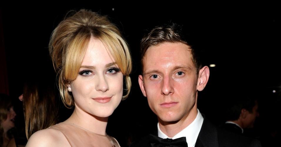 Evan Rachel Wood e Jamie Bell