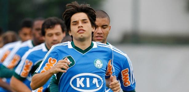 56b96a9e6d Tiago Real foi o titular do Palmeiras na armação em todos os jogos da Série  B
