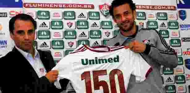 Caetano Fred - Nelson Perez/ Fluminense FC - Nelson Perez/ Fluminense FC