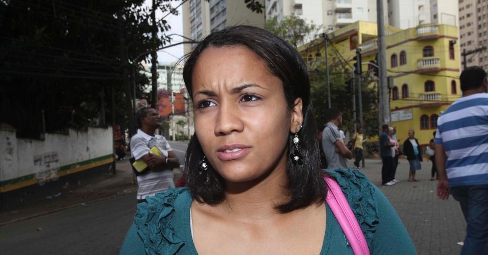 4.nov.2012 - Para Beatriz Amorim, 18, de São Paulo,