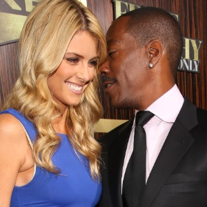 Eddie Murphy com a namorada, Paige Butcher - Christopher Polk/Getty Images