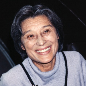 A escritora chinesa Han Suyin em foto de arquivo pessoal (24/10/78) - AFP Photo