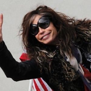 O vocalista do Aerosmith, Steven Tyler, que defende a criação de uma lei de proteção à intimidade das celebridades no Havaí