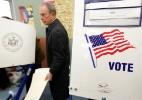 Bilionário e ex-prefeito de Nova York, Bloomberg poderá disputar a presidência como democrata - Mehdi Taamallah/AFP