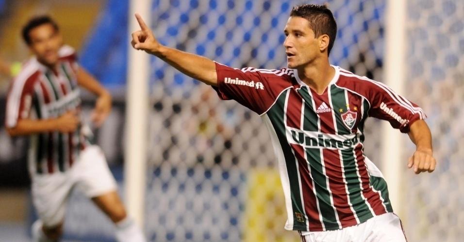 Thiago Neves retornou ao Fluminense neste ano, após passagem pelo rival Flamengo, e conseguiu calar vaias do início da temporada