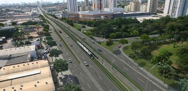 Projeto de linha férrea de 22 quilômetros em Cuiabá tem custo estimado em R$ 1,5 bilhão