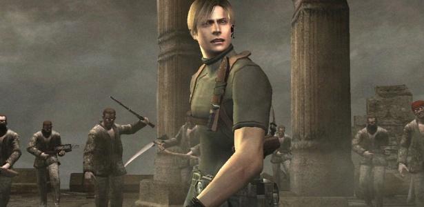 A segunda aventura de Leon S. Kennedy na série revitalizou a franquia e influenciou diversos outros games - Divulgação