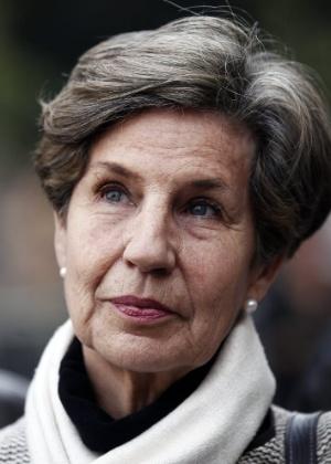 A autora Isabel Allende em Santiago, no Chile (9/11/12)  - EFE/Felipe Trueba