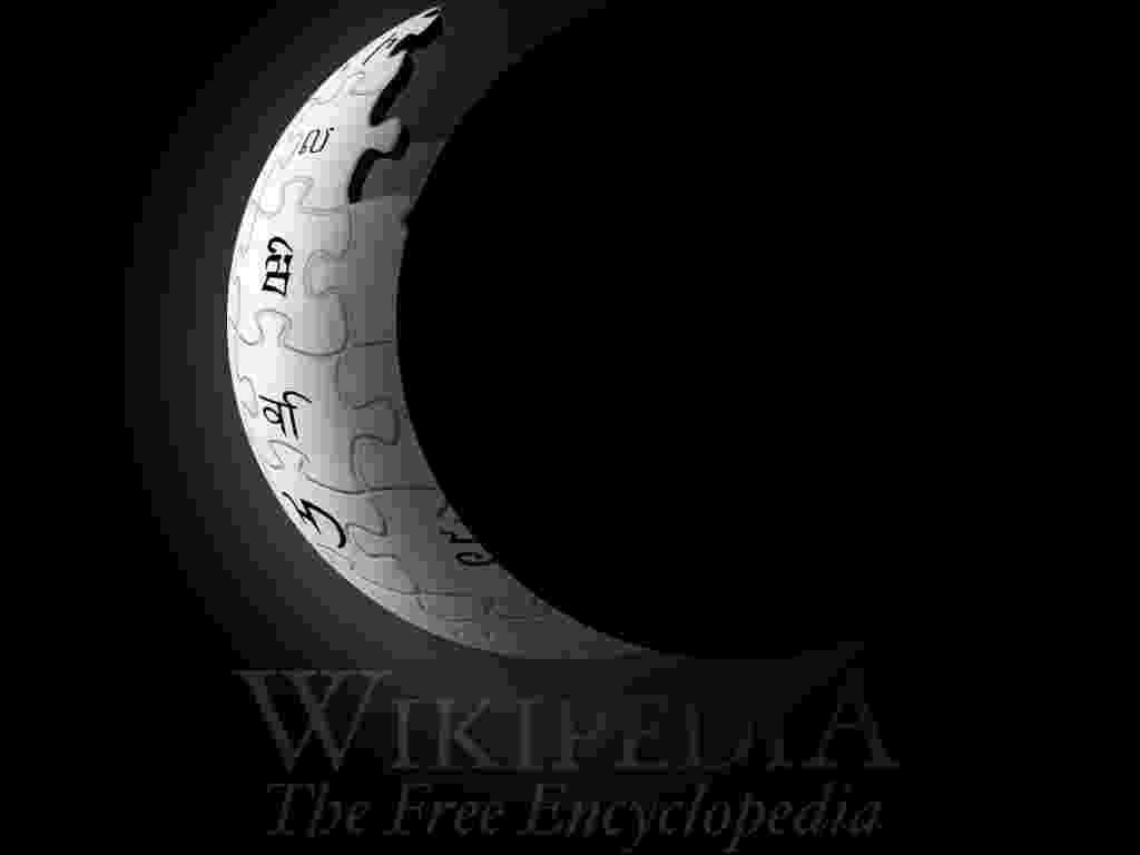 APAGÃO NA INTERNET - No livro, Casti fala sobre como um hacker americano conseguiu descobrir uma forma de invadir a internet, mudar servidores e até derrubar parte da rede. O hacker que deu o depoimento disse que ?não há como salvar a internet. Há apenas como adiar o inevitável por mais um tempo?. Isso causaria um blecaute, como o que a Wikipedia simulou para protestar contra a lei antipirataria online, só que com toda a web que conhecemos - Reprodução/Wikipedia