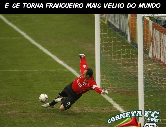 Corneta FC: Ceni renova com São Paulo e bate novo recorde