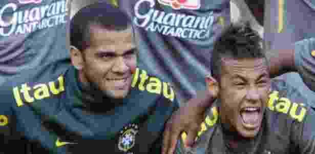 Amigos vão fazer a dobradinha entre seleção brasileira e Barcelona  - Mowa Press
