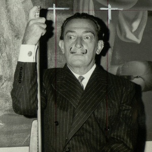 Salvador Dalí  - International Herald Tribune/EFE