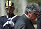 Fernando Lugo oficializa candidatura ao Senado paraguaio - Guillermo Legaria/AFP