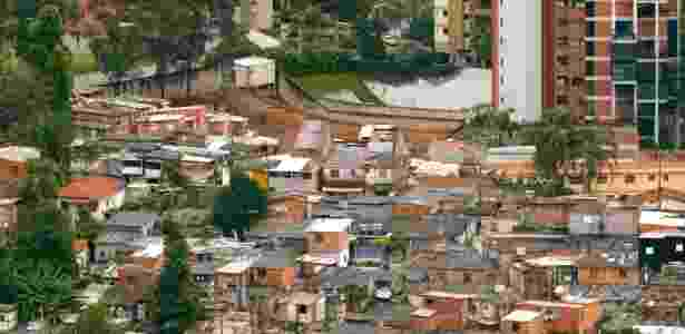 Aumento da desigualdade - Tuca Vieira/Folhapress - Tuca Vieira/Folhapress