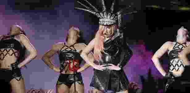 Lady Gaga se apresenta no Rio de Janeiro (9/11/12) - Agnews