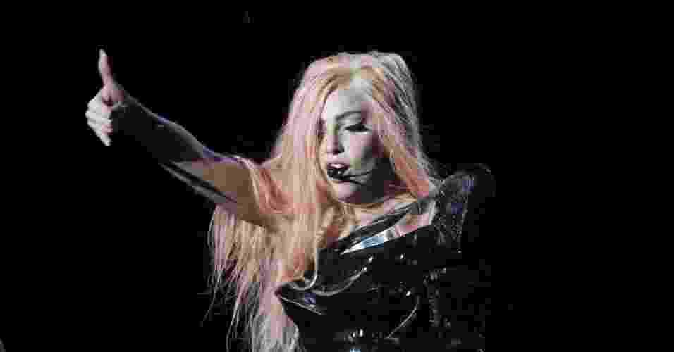 Lady Gaga se apresenta no Rio de janeiro (10/11/12) - AgNews