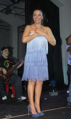 Suzana Pires é anunciada como um dos destaques da Vila Isabel para o Carnaval 2013 (10/11/12)