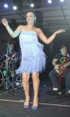 Suzana Pires será destaque da Vila Isabel no Carnaval 2013 (10/11/12)