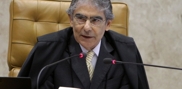 Ayres Britto, ex-presidente do Supremo Tribunal Federal