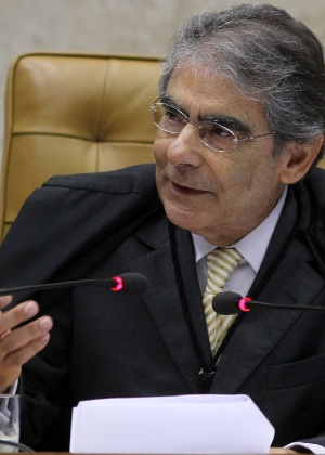 O ex-presidente do Supremo, Carlos Ayres Britto - Roberto Jayme/UOL