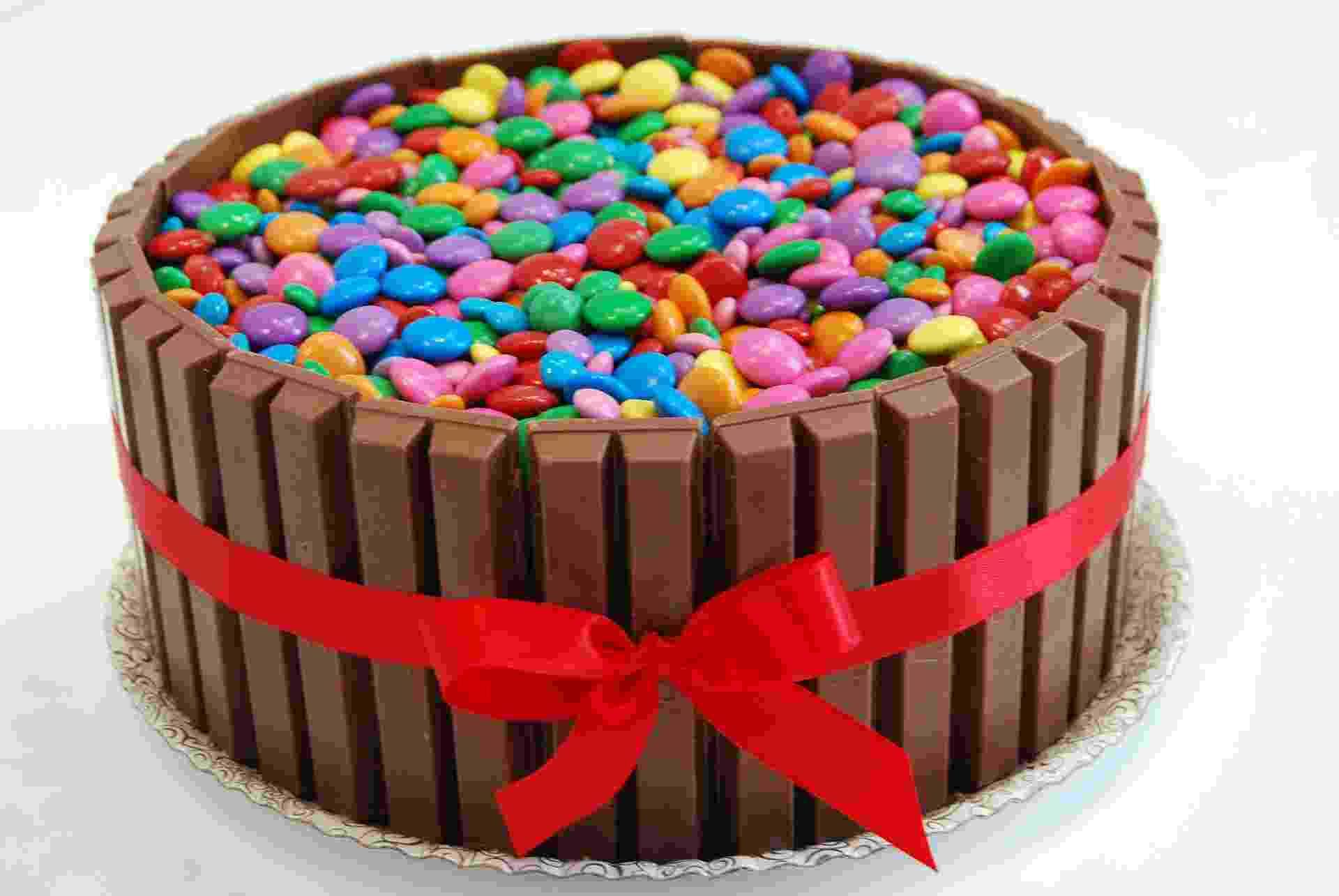 bolo infantil, bolo para crianca, festa infantil, bolo decorado - Divulgação