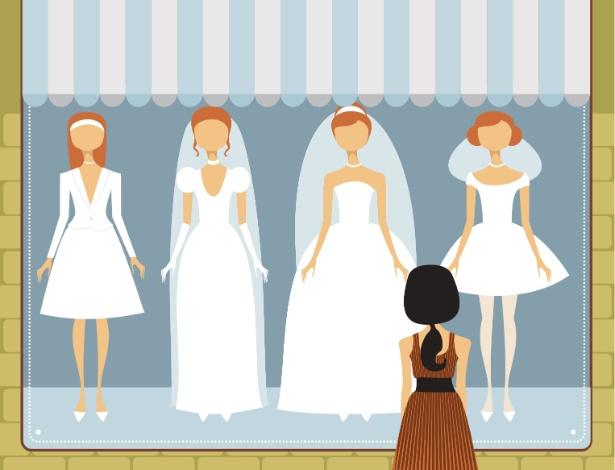 Querer se casar não significa que a brasileira não almeje sucesso profissional - Thinkstock