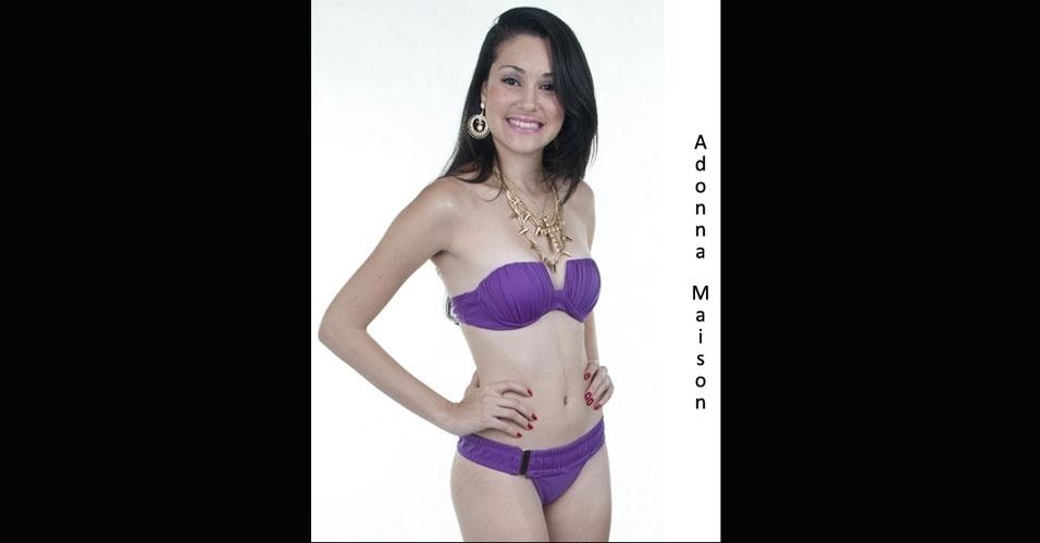 Miss Adonna Maison, Gabriela Omena