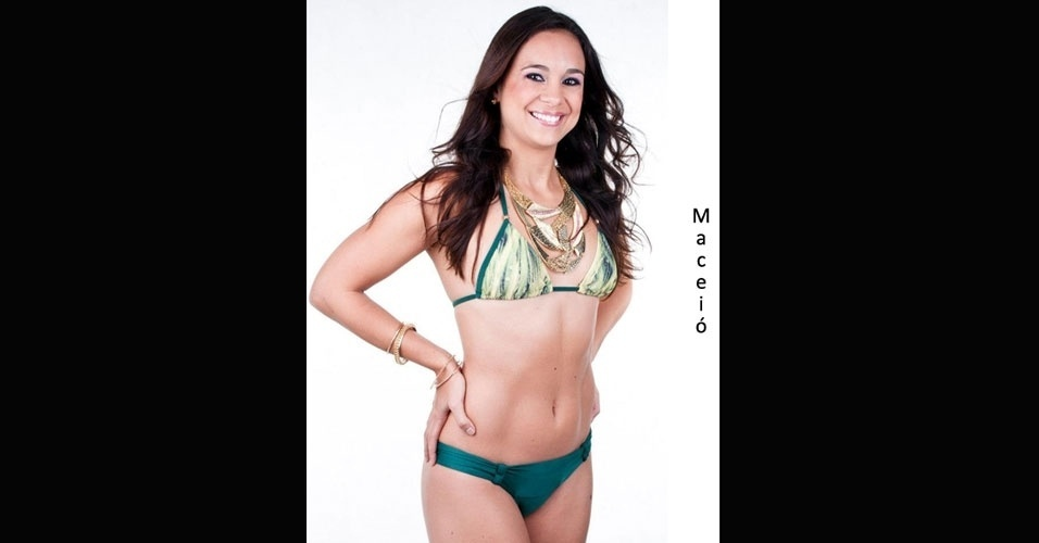 Miss Maceió, Amanda Marques