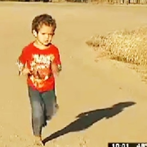 O garoto Dillan: infrator aos três anos de idade - Reprodução