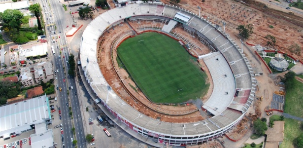 Projeto de publicidade para estacionamentos do estádio e do Gigantinho foi a raíz do processo