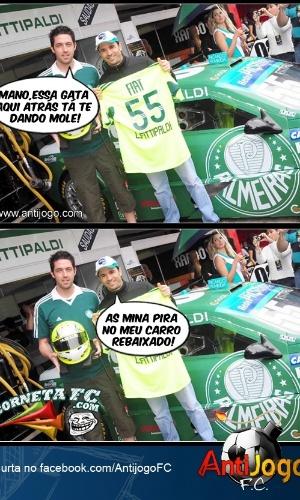 Corneta FC: As mina pira no rebaixado!
