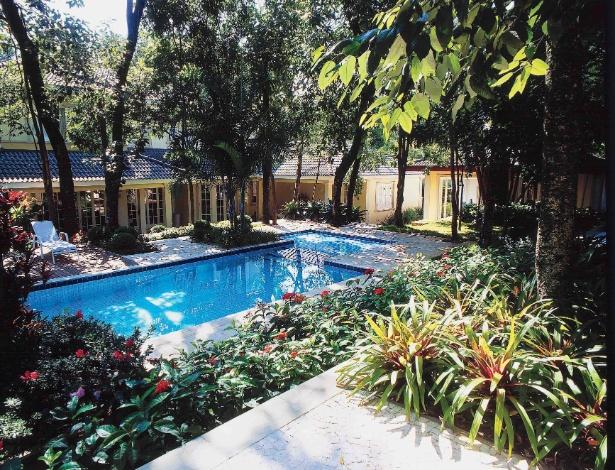 """Jardim de residência projetado pelo paisagista Marcelo Novaes compõe o livro """"Garden Landscapes"""" - Divulgação"""