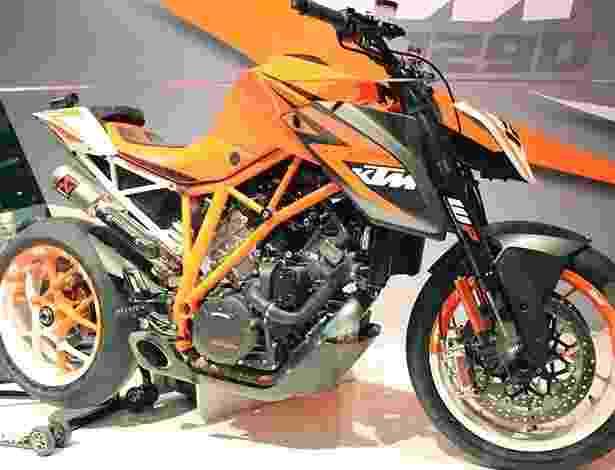 KTM mostra suas novidades no Salão de Milão 2012 - Carlos Bazela/Infomoto