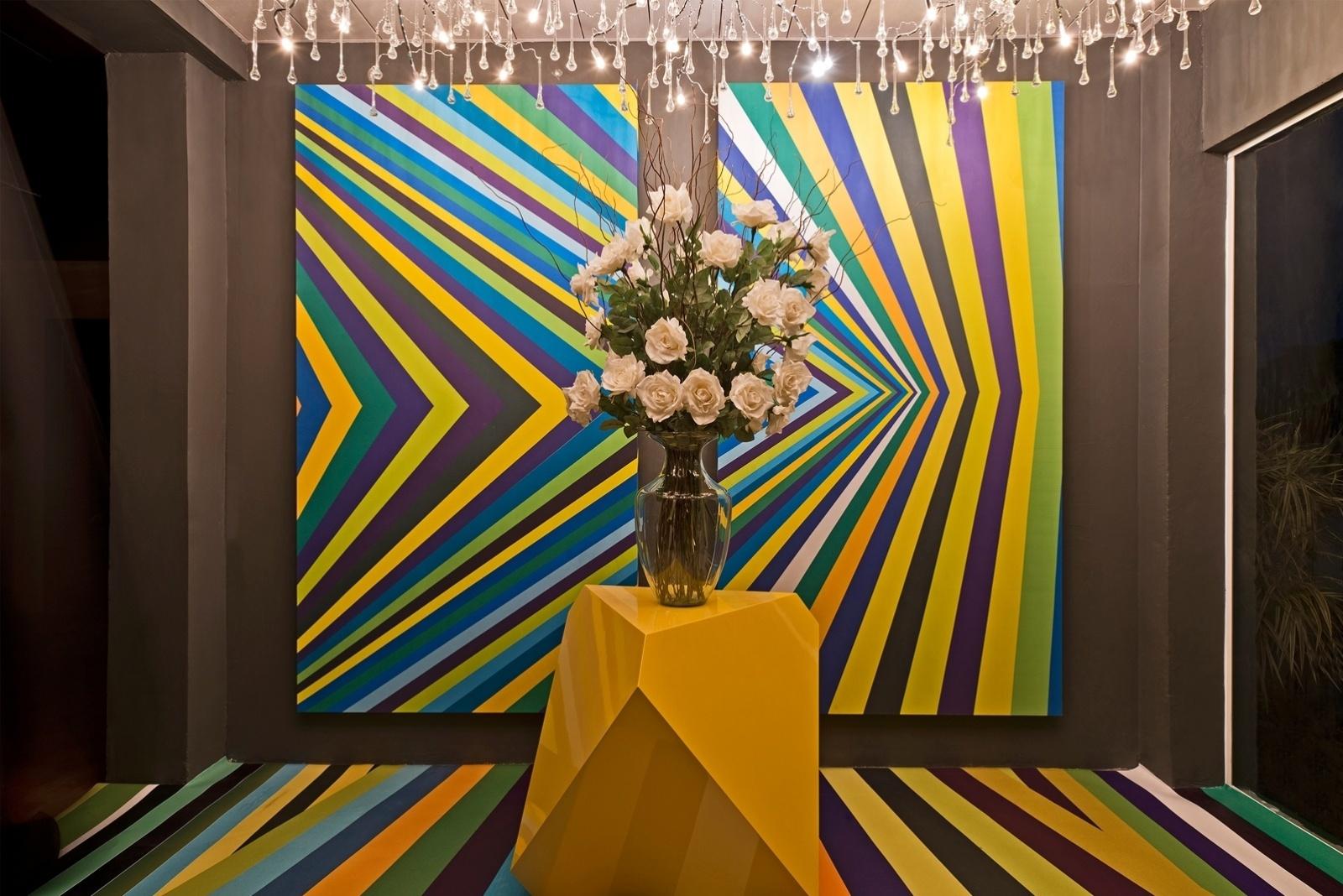 Morar Mais Curitiba - 2012: Hall de Entrada-Gleidson Silvério e Milena Kovalczuk