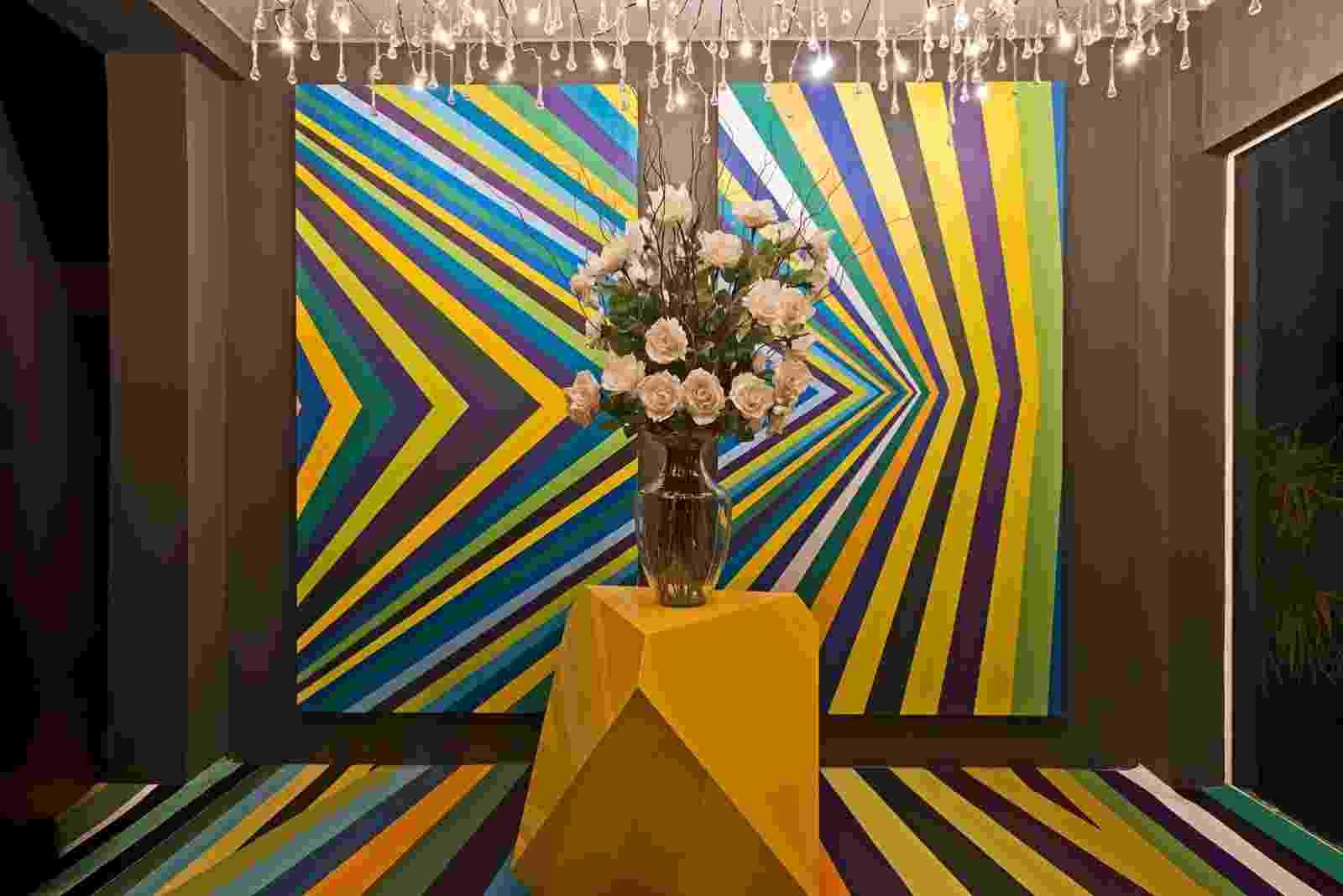 Morar Mais Curitiba - 2012: Hall de Entrada-Gleidson Silvério e Milena Kovalczuk - Marcelo Stammer/ Divulgação