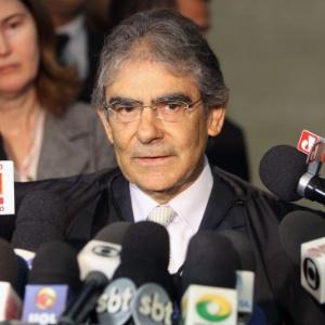 Ayres Britto, ex-ministro do STF