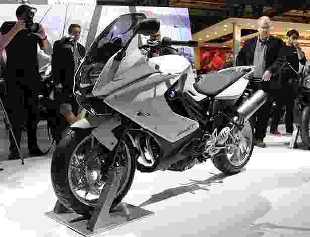 BMW apresenta novos modelos no Salão de Milão 2012 - Carlos Bazela/Infomoto