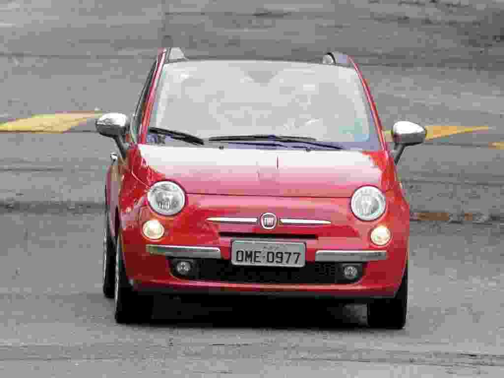 Fiat 500C - Murilo Góes/UOL