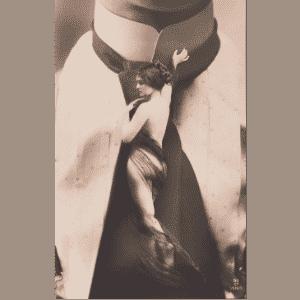 """Fotografia de 1911 que integra a mostra """"Faking It: Manipulated Photography Before Photoshop"""" do Metropolitan Museum of Art, de Nova York  - Divulgação/MET"""