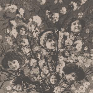 """Imagem manipulada de 1910 exposta no Metropolitan Museum of Art integra a exibiição """"Faking It: Manipulated Photography Before Photoshop""""  - Reprodução/MET"""