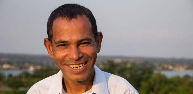 O ex-morador Sérgio Reis Ferreira se formou em pedagogia pela UnB - Emília Silberstein/Agência UnB
