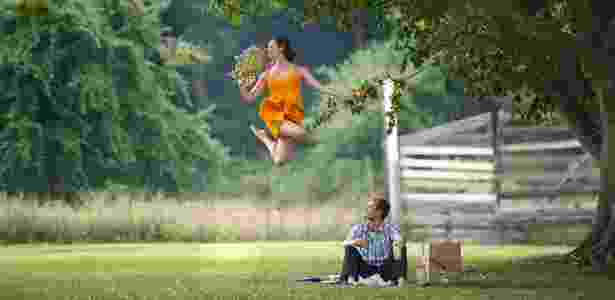 "Jordan Matter/ tiradas do livro ""Dancers Among Us: A Celebration of Joy in the Everyday"""