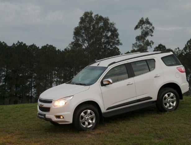 Fãs da Chevrolet pediam carro forte e grande, dizem executivos. Mas e o resto do público? - Divulgação