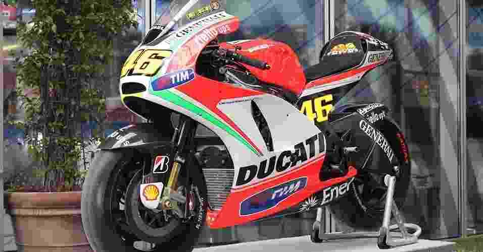 Ducati Desmosedici GP12 - Carlos Bazela/Infomoto